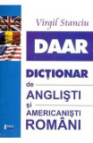 Dictionar De Anglisti Si Americanisti Romani - Virgil Stanciu