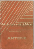 Cumpara ieftin Antene - Eberhard Spindler