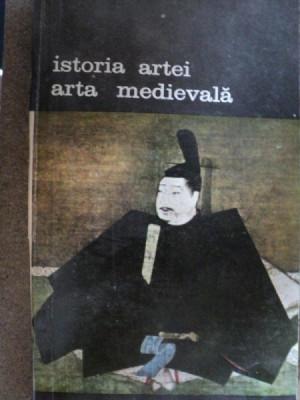 ISTORIA ARTEI -ARTA MEDIEVALA- ELIE FAURE -BUC.1988 foto