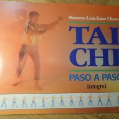 TAI CHI PASO A PASO-MAESTRO LAM KAM CHUEN