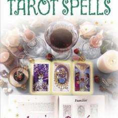 Tarot Spells *Inedit* CARTE DE VRAJI, MAGIE, RITUALURI carti de tarot-LIVRARE24h
