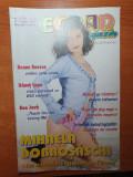 ecran magazin 5-11 martie 2001-danut lupu,bon jovi,keanu reeves,virgil iantu