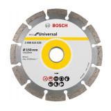 Disc diamantat universal Eco Bosch, 150 x 22.23 x 2.1 mm
