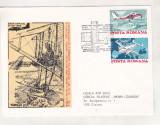 bnk fil Plic ocazional Zbor omagial Bucuresti Craiova Bucuresti 1986