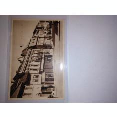 """CY - Ilustrata Romania Caransebes """"Strada Gheorghe Ghiorghiu Dej"""" / scrisa / RPR"""