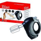 Mixer de mana Zilan ZLN-8280, Putere 200 W, Functie turbo, 5 viteze, Negru Autentic HomeTV