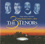 Cumpara ieftin CD - Carreras - Domingo - Pavarotti  With Mehta ‎– The 3 Tenors In Concert 1994