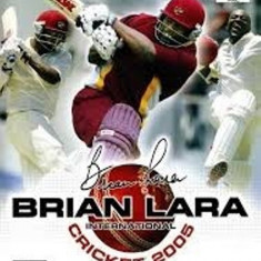Joc PS2 Brian Lara - International Cricket 2005