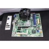 KIT PLACA DE BAZA HP 500B MT Eton H-I41-uATX , SOCKET 775 ,e5300 ,2,60Ghz, 2X DDR3 ,VGA,