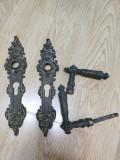 Manere cu silduri bronz