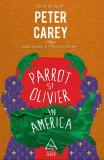 Parrot şi Olivier în America