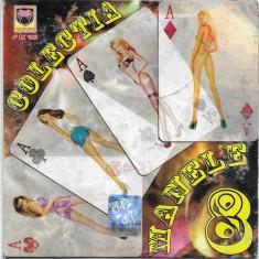 CD Colectia Manele 8: Nicolae Guta, Liviu Pustiu