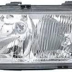 Far Audi A3 01.1996-12.1999 TYC fata stanga tip bec H1+H7