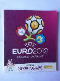 Album cu fotbalisti Panini Euro 2012- Campionatul European - Austria&Polonia