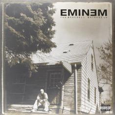 Eminem The Marshall Mathers LP (2vinyl)