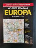Istituto Geografico DeAgostini – Atlante Stradale. Europa