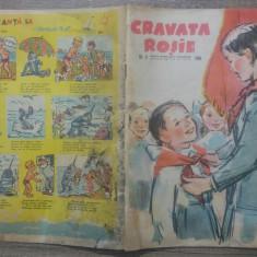 Revista Cravata Rosie// nr. 8 din 1960