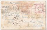 Bnk fil Felicitare circulata 1947 - francatura mecanica - 20.00 Lei