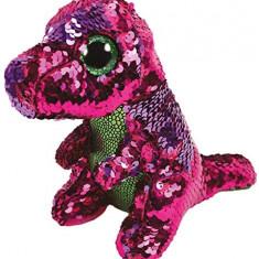Jucarie De Plus Ty Boo Buddy Flippables Stompy Dinosaur