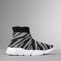 Pantofi sport copii Anastasis gri cu negru
