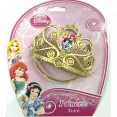 Diadema pentru fetite Disney 3 New Princess, 3 ani+, Disney Princess