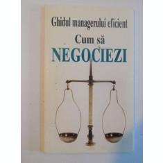 GHIDUL MANAGERULUI EFICIENT , CUM SA NEGOCIEZI de KATE KEENAN , 1998