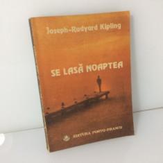 Joseph Rudyard Kipling-Se lasa noaptea