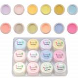 Set acril - culori pastel 12buc, 5g
