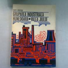 GRUPAREA INDUSTRIALA HUNEDOARA. VALEA JIULUI - IOAN S. GRUESCU
