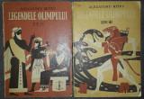 Alexandru Mitru - Legendele Olimpului (vol. I-II, 1973, *descriere)