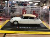 Macheta Citroen ID 19 - Paris - 1968 - Taxiuri scara 1:43
