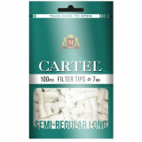 Filtre CARTEL SEMI-REGULAR LONG 7mm/22mm