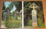 "Carte Postala - Romania - Sapinta - Cimitirul Vesel ""CP97"""