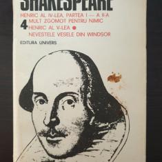 OPERE COMPLETE - Shakespeare (volumul 4)