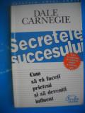 HOPCT DALE CARNEGIE-SECRETELE SUCCESULUI-CUM DEVENITI INFLUENT -1999-245 PAGINI