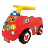 Prima mea masina de pompieri fara pedale Kiddieland, Mickey Mouse