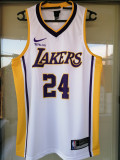Maiou Lakers Nba adulti, Alb, Galben, L, M, S, XL, XXL