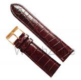 Cumpara ieftin Curea Ceas Maro Inchis NAGATA 22mm