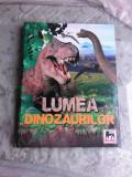 LUMEA DINOZAURILOR, ALBUM COMPLET MEGA IMAGE