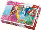 Puzzle Trefl Printese Disney, 30 piese