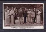 FAMILIA  REGALA ROMANA CU OCAZIA SEMICENTENARULUI CASTELULUI PELES 1883-1933