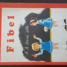 Abecedar - limba Germana. 1981