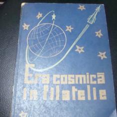 Micu / Popovici - Era cosmica in filatelie - 1964
