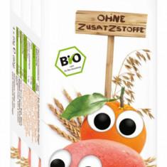 Baton de cereale cu mango si portocale bio 4x23g