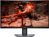 Monitor Gaming VA LED Dell 31.5inch S3220DGF, QHD (2560 x 1440), HDMI, DisplayPort, USb 3.0, Ecran curbat, 165 Hz, 4 ms (Negru)