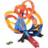 Jucarie Pista Hot Wheels Volcano Escape FTD61 Mattel
