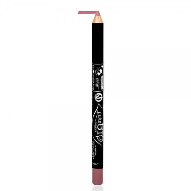 Creion ochi & buze Mauve Pink n.08 - PuroBio Cosmetics