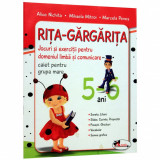 Cumpara ieftin Rita-Gargarita 5-6 Ani Ed. 2011 - Alice Nichita, Mihaela Mitroi