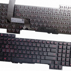 Tastatura Laptop Asus G751JT layout US