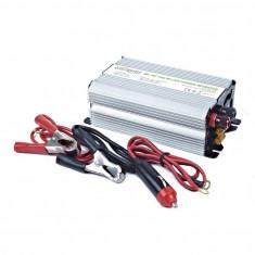 Invertor 12 V, 300 W pentru Mașină